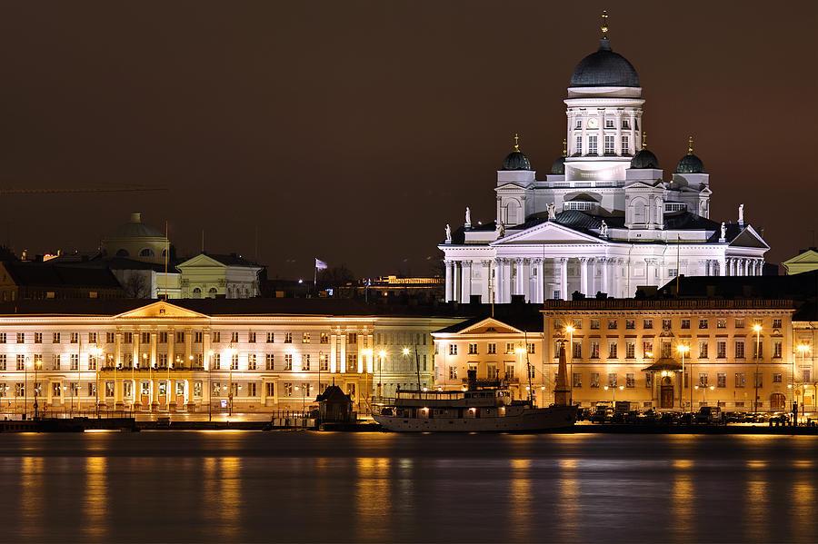 Baltic Triangle Tour To Tallinn Helsinki And St Petersburg