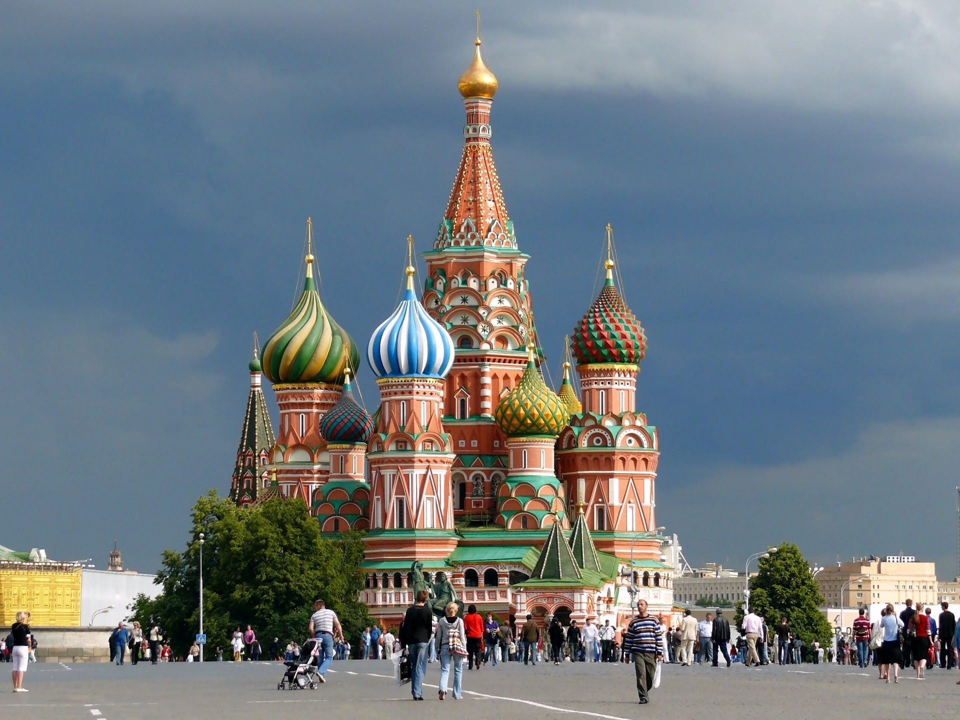 Best Russian Tours