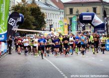 Tartu running marathon