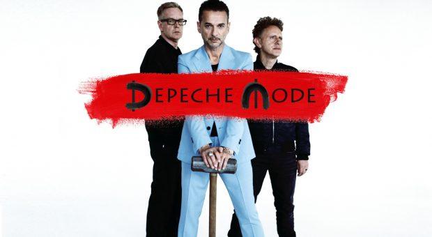 Depeche Mode in Riga