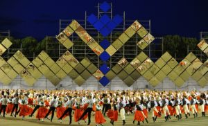 latvian song dance festival