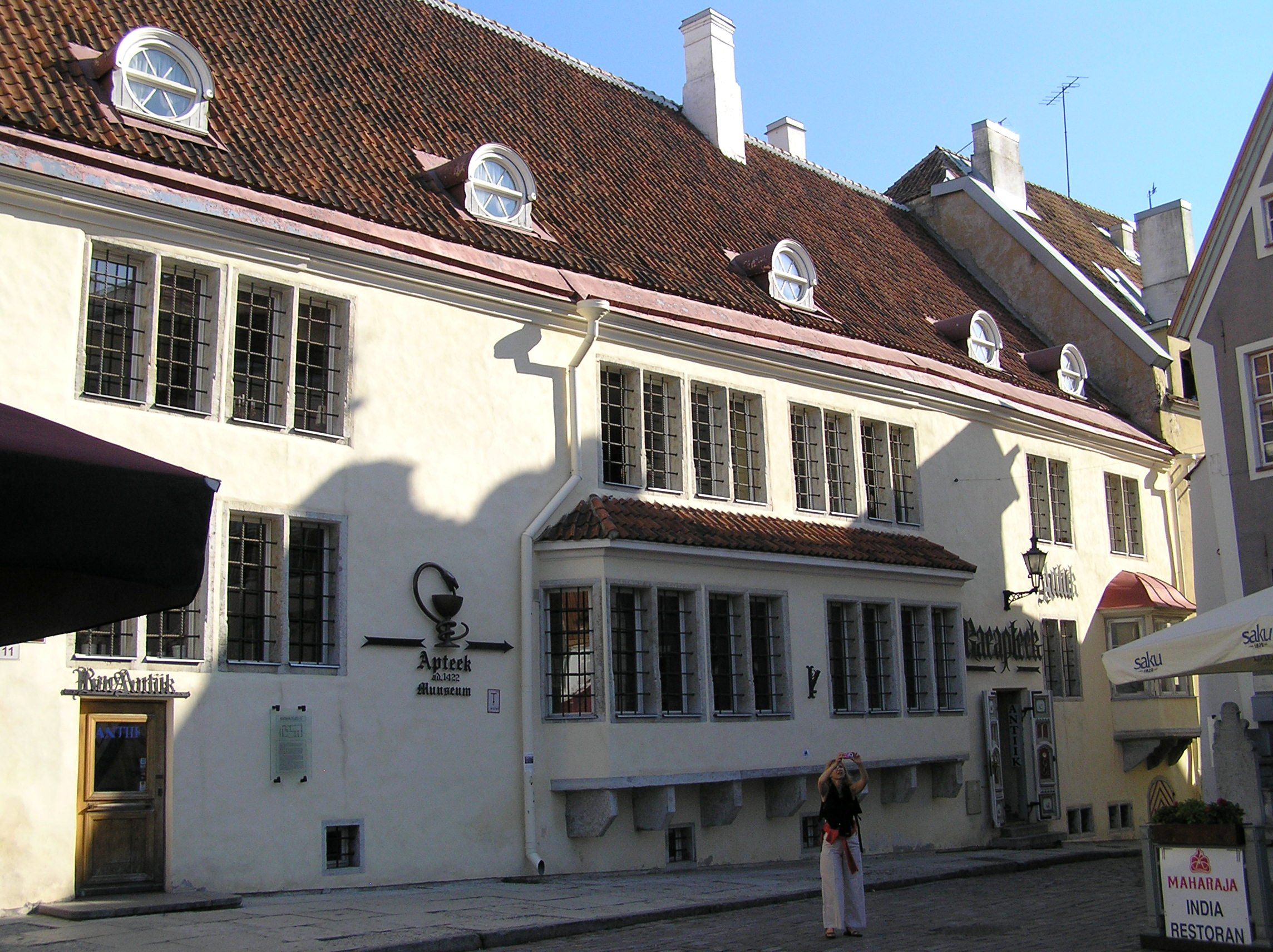 Tallinn Old Town Sightseeing Tour Of Tallinn