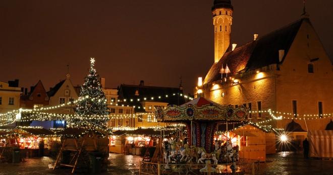 New Year In Tallinn 4 Days Organised Travel Tour