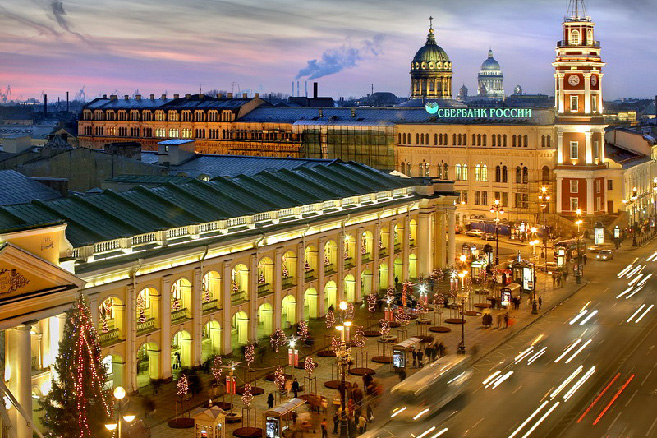 Travel Packages From Copenhagen To Stockholm