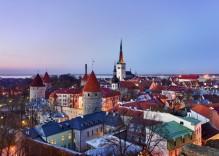 City break in Tallinn