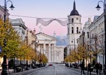 City break in Vilnius