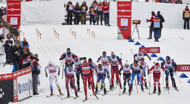 FIS Cross Country World Cup in Otepää