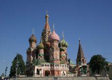 City break in Moscow