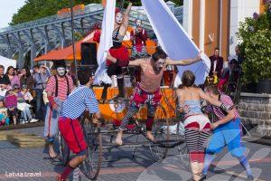sigulda town festival