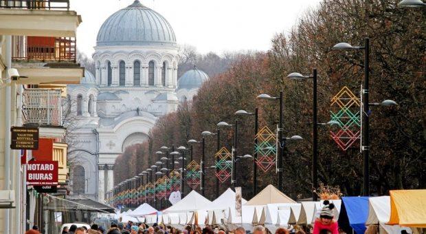 Vilnius Kaziukas fair