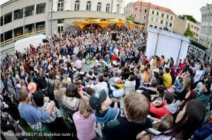 vilnius music day