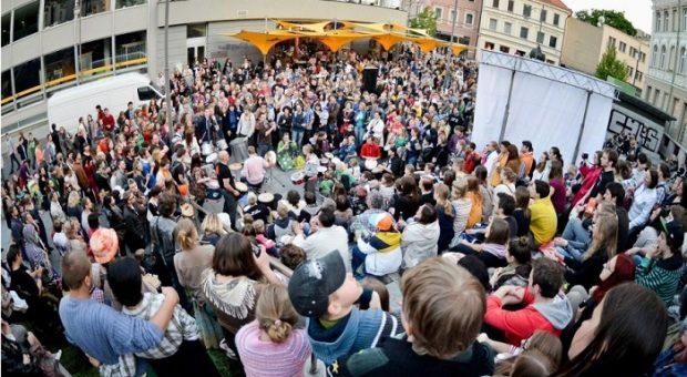 Vilnius street music day