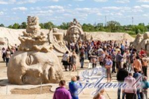 Jelgava sand festival