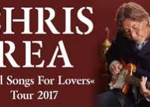 Chris Rea in Tallinn