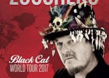 Zucchero in concert in Tartu (Estonia) and Vilnius