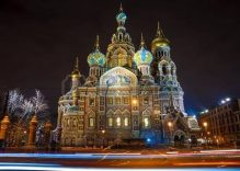 Winter City Break in St Petersburg