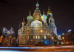 Winter City Break in St Petersburg