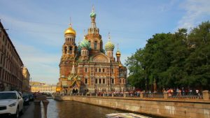 City Break St Petersburg