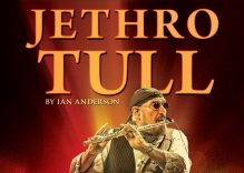 Jethro Tull by Ian Anderson in Tallin