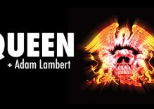 QUEEN and Adam Lambert in Kaunas