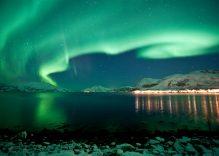 The Arctic's lights tour
