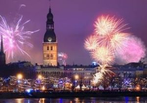 VIP New Year in Riga