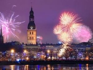 Vip New year in Riga