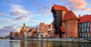 Tour Baltic Amber Route Gdansk panorama