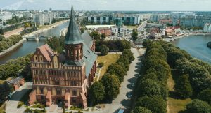 Tour Baltic Amber Route Kaliningrad