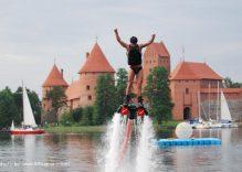 Summer in Trakai