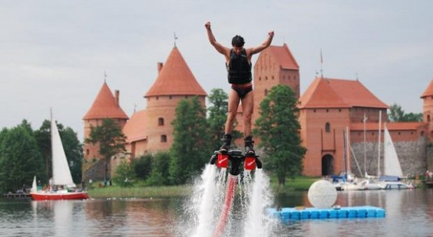 Summer in Trakai