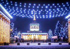 New Year in Kiev