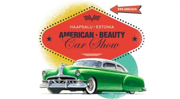 Haapsalu American Beauty Car Show